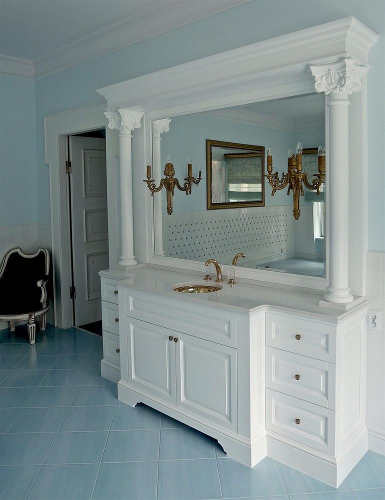 Stylowa łazienka Drzwi Drewniane Wewnętrzne I Zewnętrzne
